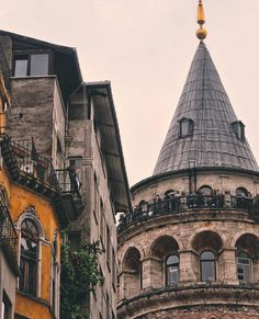 Galata Wonderful Places, Beautiful Places, Imam Hussain Wallpapers, Backpack Through Europe, Islamic Posters, Istanbul Travel, Hagia Sophia, City Aesthetic, Best Places To Travel