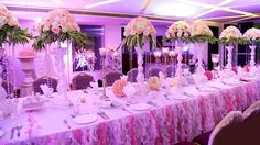 #luxury weddings #table frills #v kumar