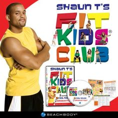 Shaun T's Fit Kids Club Workout DVD Program with Snack Ideas by Beachbody, http://www.amazon.com/dp/B00332W2IU/ref=cm_sw_r_pi_dp_1OpNpb10EZX2K