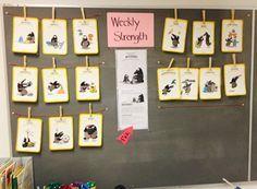 Luonteenvahvuuksien opettaminen Manners, Photo Wall, Gallery Wall, Teacher, Education, Holiday Decor, School, Frame, Picture Frame