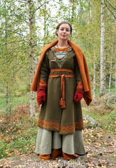 Viking outfit - Handcrafted History Blog