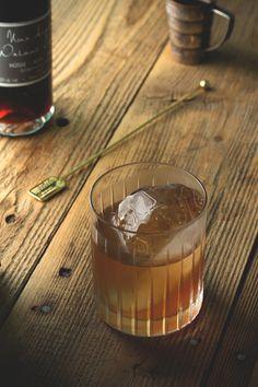 Apple Shrub Cocktail