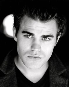 Paul Wesley aka Stephan from vamp diaries ..... possibly THE sexiest man ever