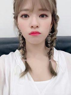 Jeongyeon 🌸 Awe her hair is so pretty long! 💗 Twice Jeongyeon Nayeon, Twice Jungyeon, Twice Kpop, Suwon, Extended Play, K Pop, Pop Group, Girl Group, Dahyun