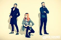 paramore photoshoot for rock sound magazine 2013