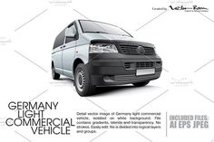 Germany Light Commercial Vehicle. Commercial #minivan