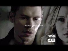 Klaus|Caroline - I Fancy You