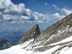 #Kitzsteinhorn in Salzburg province, Austria