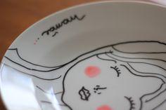 Canetas para Pintar em Porcelana..Forno Caseiro