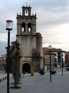 Colegiata de Santa Maria la Mayor, Salas, Asturias  Spain