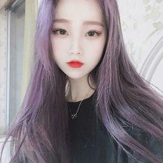 . follow me #Rynn Asian Cute, Cute Korean Girl, Pretty Asian, Asian Girl, Korean Beauty, Asian Beauty, Korean Makeup, Korean Hair Color, Uzzlang Girl