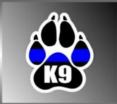 In memoery of K9 officers killed in the line of duty. They are heroes too!