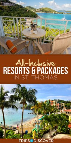 6 Best All-Inclusive Resorts & Packages in St. Thomas – Trips To Discover 6 Best All-Inclusive Resorts & Packages in St. Thomas 7 Best All-Inclusive Resorts Vacation Places, Vacation Destinations, Vacation Trips, Dream Vacations, Vacation Spots, Places To Travel, Italy Vacation, Beach Vacations, Virgin Islands All Inclusive