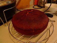 Ginger Cake in Remoska