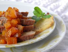 Wonderful Recipe, Tuna, Carrots, Steak, Pork, Fish, Vegetables, Foods, Decor