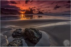 Tenerife Sunset by Gordonk -Photography on 500px