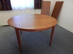 Moreddi Danish teak midcentury modern table