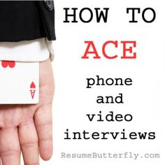 How to ACE Phone and