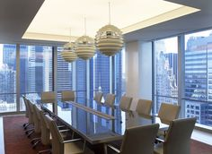 Stretch Ceiling Systems @ Proskauer