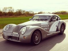 The Morgan Motor Company renowned as the quintessentially British car manufacturer. With a waitin...