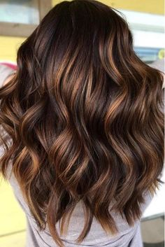 Hair Color Ideas That'll Make This Summer Feel Totally Fresh for Blondes, Brunettes, and Redheads: Caramel Mocha
