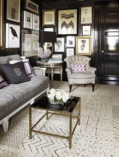flor carpet #elegant #interior #gold