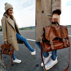 Coat!!! (by Tu Personal Shopper By Marta Antolinez) http://lookbook.nu/look/4224875-Coat