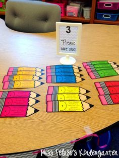 Love this idea for Open House or Meet the Teacher: Print on colored cardstock, laminate, place magnet on back, have parents take home. Parents would love to have this on their fridge with the teacher contact information