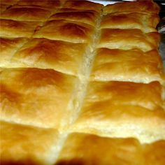 Author Carmen Stefanescu shares memories of 1963 Romania and a vintage cheese pie recipe. Hungarian Desserts, Hungarian Recipes, Cheese Pie Recipe, Filo Pastry, Baking Muffins, Sweet Cookies, Bread And Pastries, How Sweet Eats, Winter Food