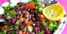Enslada energética para combatir anemia y colesterol - ideal en dietas reductoras - Vida Lúcida