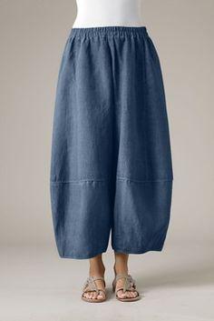 Trousers Yaiza - Linen  absolute comfort