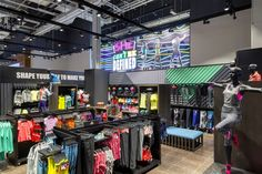 Самые стильные магазины: яркость и лаконичность. — Интернет-магазин «Центр Торгового Оборудования»