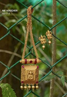 To buy please WhatsApp on 9703870603 Gold Temple Jewellery, India Jewelry, Gold Jewelry, Indian Jewellery Design, Jewelry Design, Jhumkas Earrings, Pendant Jewelry, Chains, Antique Jewelry
