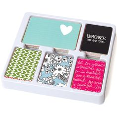 Mother's Day Gift Idea | Give Mom a Project Life kit for #mothersday from @Jo-Ann Fabric and Craft Stores