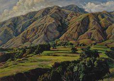 El Ávila desde Blandín, 1937  Manuel Cabré