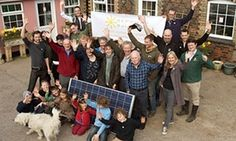 Balcombe 'fracking village' gets green light to go 100% solar | Environment | The Guardian