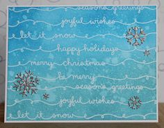 There's a Card for That: Happy Holidays Series | Scripty Wishes ft. Lawn Fa...