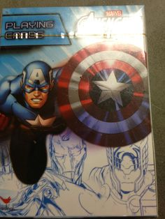 Comic Book Lot Marvel DC & Topps plus The Crow & deck of Avengers Playing Cards