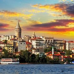 Top cities Istanbul