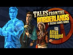 Tales From the Borderlands episode 2 trailer features Handsome Jack - PC Gamer