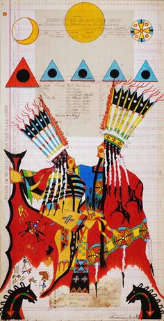 Under Protection of Creator Sun, Terrance Guardipee (Blackfeet)