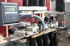 Zita Tops Sock Factory: Machinery view 2