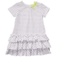 Stripe Dress Set | Baby Girl Sale Collections