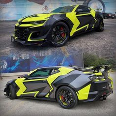 Exotic Sports Cars, Cool Sports Cars, Sport Cars, Cool Cars, Custom Muscle Cars, Custom Cars, Camaro Car, Lux Cars, Street Racing Cars