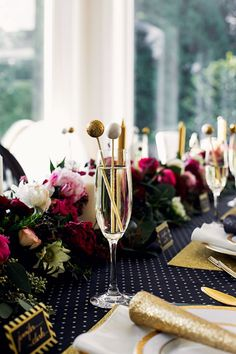 New Year's Party inspiration. Sparkly winter palette!  Celebration Inspiration from Chavelli Tsui   www.chavelli.com