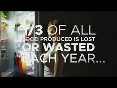 Co roku 1/3 wyprodukowanej żywności zostaje wyrzucona. Dowiedź się co możesz zrobić by przyczynić się do zmniejszenia ilości marnowanego jedzenia.