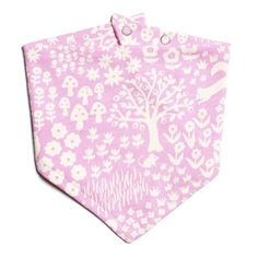 Adorable kerchief bib, with the new Winter Water Factory woodland print in lavender. Easy snap on, organic cotton, made in USA. Material: Organic Cotton Recommended for babies months Made In: Brooklyn, USA Kerchief, Sewing Clothes, Baby Wearing, Woodland, Organic Cotton, Lavender, Water, Campaign, Products