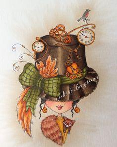 Digi The Fantasy Hat,  Julia Spiri