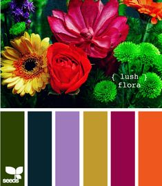 jewel tone palette - Google Search