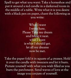 We Are The Witches added 27 new photos to the album: Luck/Money/Prosperity/Abundance and Wish Spells. Hoodoo Spells, Magick Spells, Candle Spells, Summoning Spells, Witchcraft Books, Luck Spells, Money Spells, Easy Spells, Eclectic Witch